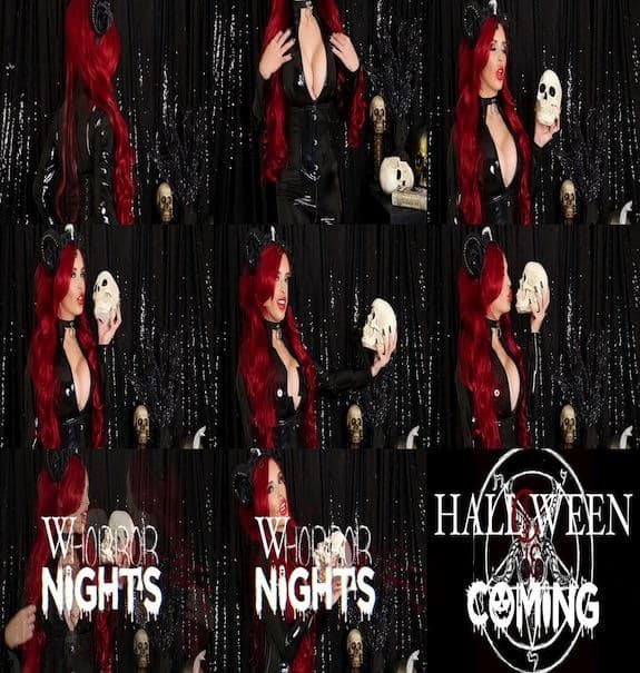 KimberleyJx - FREE - HALLOWEEN wHORROR NIGHTS