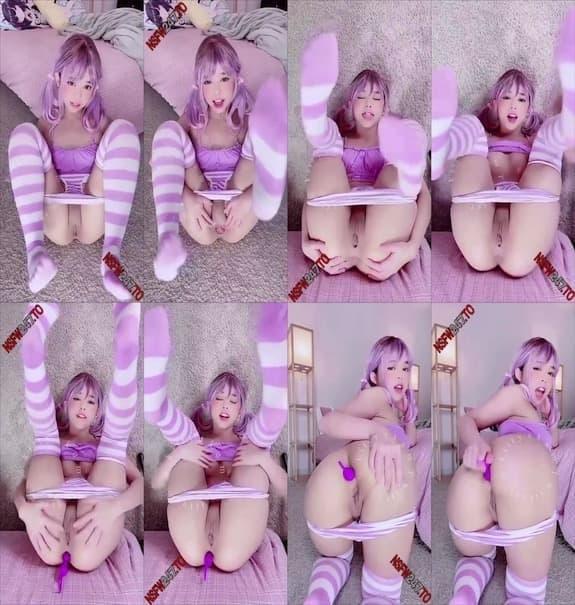 kittyxkum my fav anal toy snapchat premium 2020/10/13