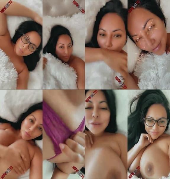 Kiara Mia morning video snapchat premium 2020/11/07