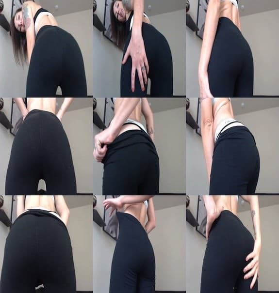 Stella Von Savage – Why Youre Obsessed w Yoga Pants As