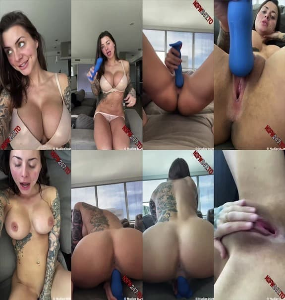 Dakota James Trying another new toy It's so fucking thick it's stretching my pussy out! snapchat premium 2021/03/26